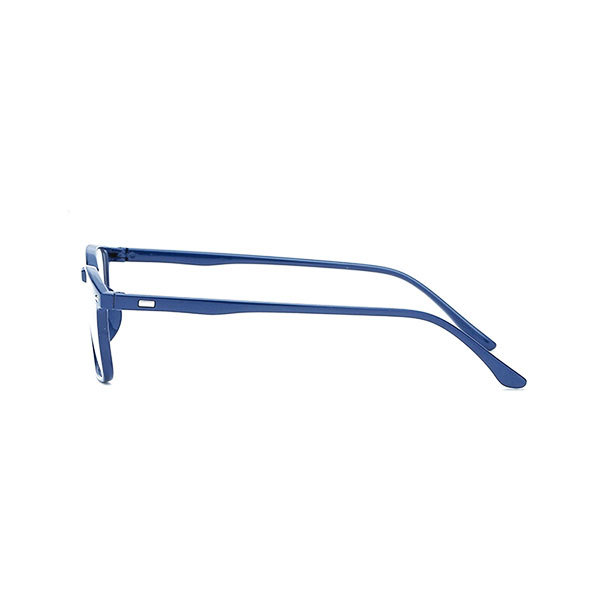 アウトレット 老眼鏡 メガネ ブルーライトカット PC スマホ メンズ レディース リーディンググラス シニアグラス 軽量 男女兼用 紺 1.0_画像4
