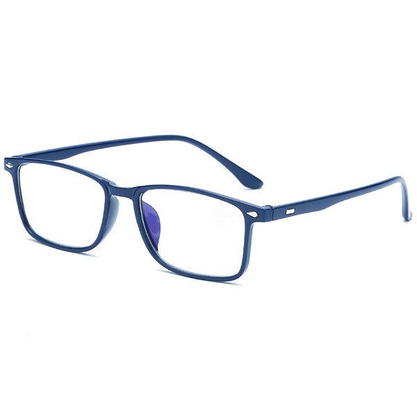 アウトレット 老眼鏡 メガネ ブルーライトカット PC スマホ メンズ レディース リーディンググラス シニアグラス 軽量 男女兼用 紺 1.0_画像5
