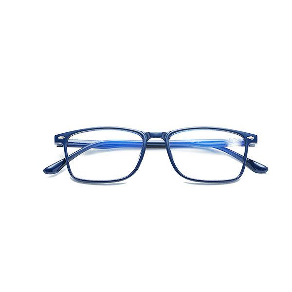 アウトレット 老眼鏡 メガネ ブルーライトカット PC スマホ メンズ レディース リーディンググラス シニアグラス 軽量 男女兼用 紺 1.0_画像3