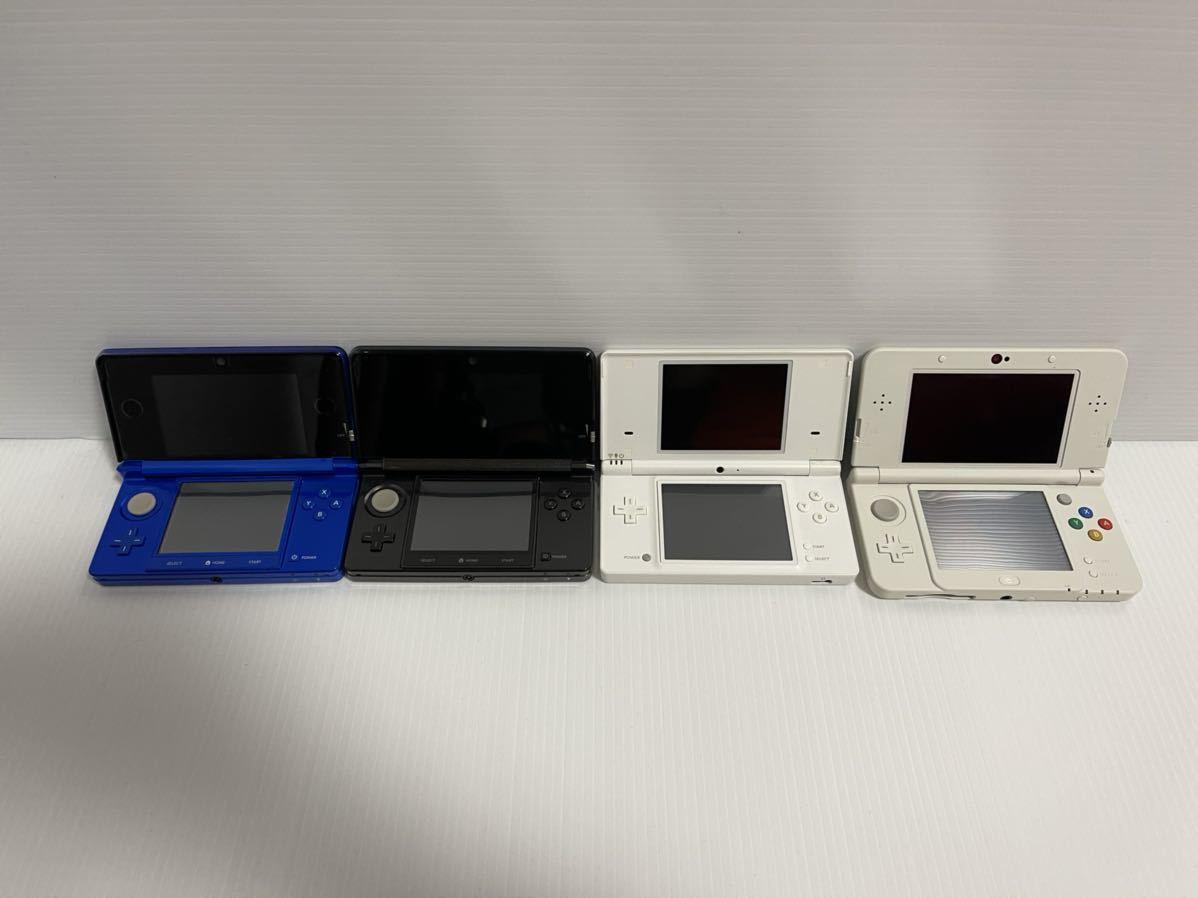 【ジャンク品】Nintedo ニンテンドー NEW3DS DS i 3DS SONY PSP3000ゲーム機本体 部品取りに 現状渡し品_画像3