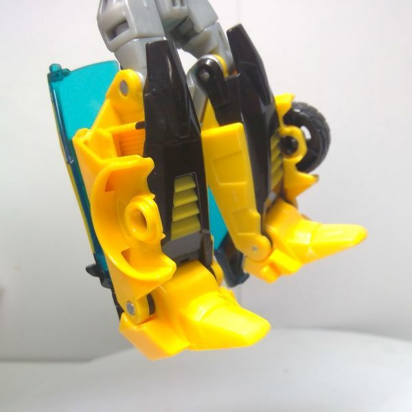 タカラ トミー トランスフォーマーアドベンチャー バンブルビー おもちゃ ロボット ネオ リターンズ メタルス レア_画像5