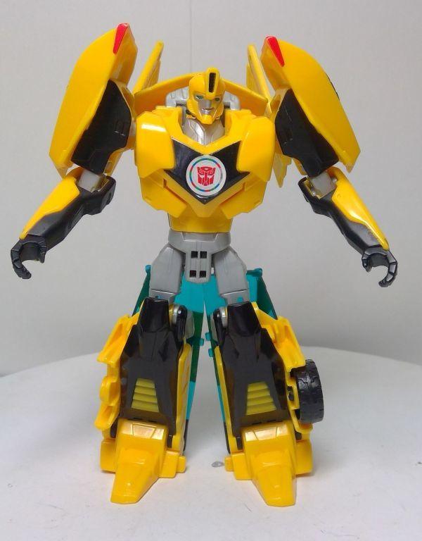 タカラ トミー トランスフォーマーアドベンチャー バンブルビー おもちゃ ロボット ネオ リターンズ メタルス レア_画像1