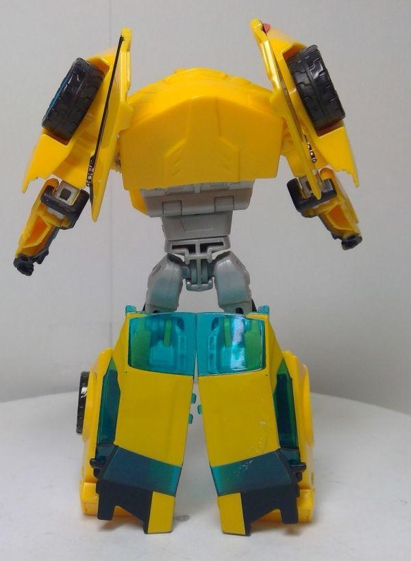 タカラ トミー トランスフォーマーアドベンチャー バンブルビー おもちゃ ロボット ネオ リターンズ メタルス レア_画像3
