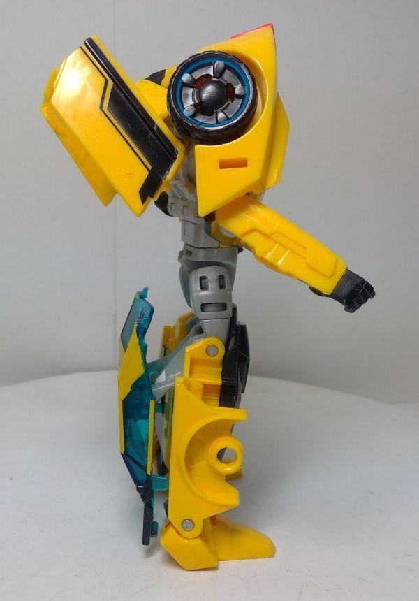 タカラ トミー トランスフォーマーアドベンチャー バンブルビー おもちゃ ロボット ネオ リターンズ メタルス レア_画像2