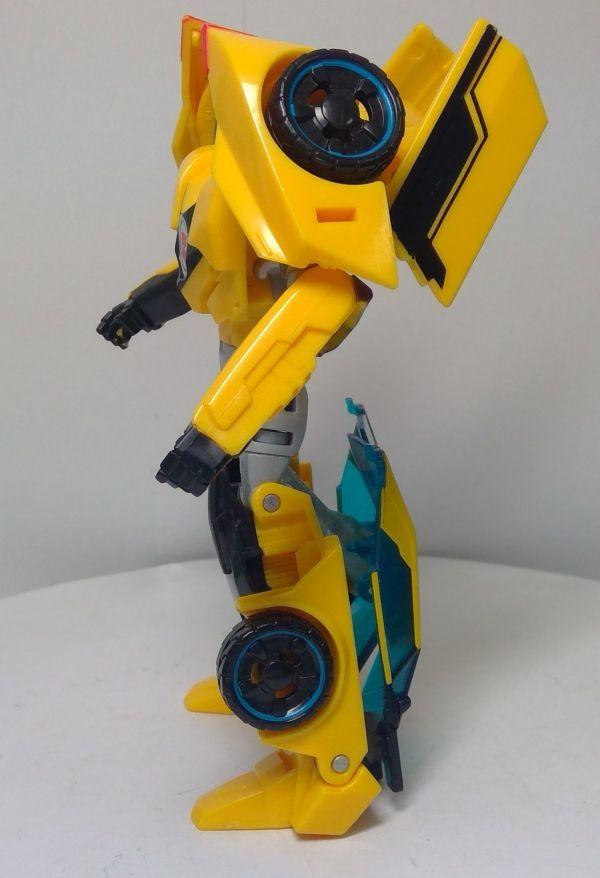 タカラ トミー トランスフォーマーアドベンチャー バンブルビー おもちゃ ロボット ネオ リターンズ メタルス レア_画像4