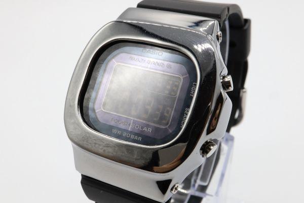BGD-5000 カシオ カスタムGショック ブラック シルバー925 鏡面加工 シルバー鑑定済 ベビーG 純銀 ユニセックス_画像2