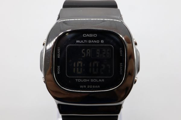 BGD-5000 カシオ カスタムGショック ブラック シルバー925 鏡面加工 シルバー鑑定済 ベビーG 純銀 ユニセックス_画像6