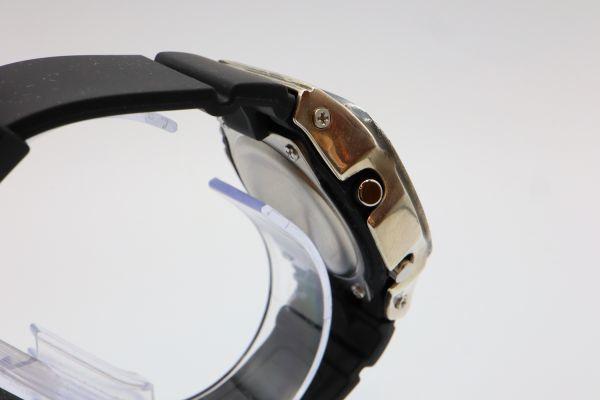 カスタムGショック BGD5000 シルバー925 ベビーG カレン伝統模様 リーフ 鑑定済 シルバー製ベゼル カスタムベゼル 純銀 G-SHOCK_画像6