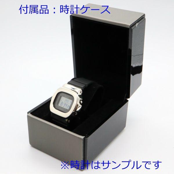 カスタムGショック GW-M5610 シルバー925 ブラック 鏡面加工 鑑定済 シルバー製ベゼル 純銀 メンズ カスタムベゼル G-SHOCK_画像9