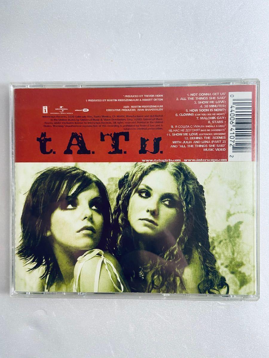 【洋楽CDセット】t.A.T.u. ビヨンセ