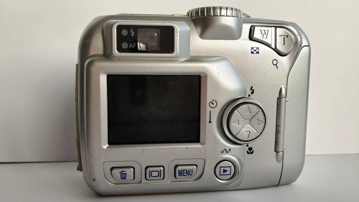 デジカメジャンク品 ニコン クールピクス3100 Nikon COOLPIX _画像4