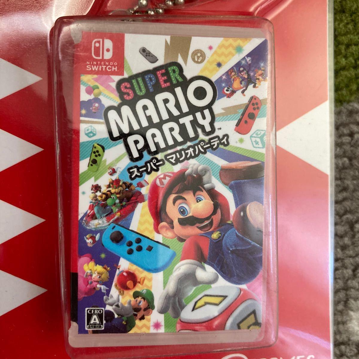 switch カードポケットミニ カードケース スイッチ 任天堂 マリオ ゲーム 6個セット