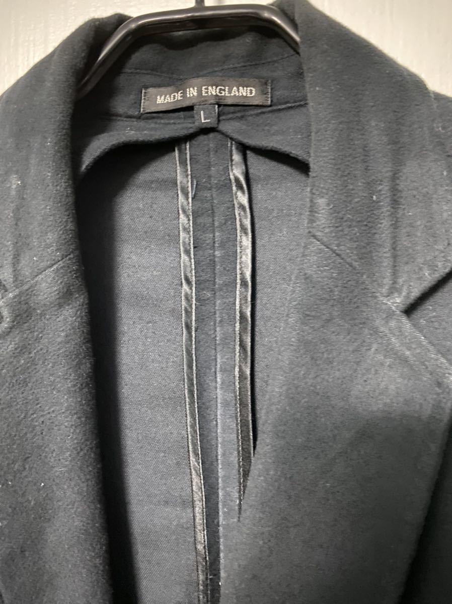 FOURTH&MAIN ジャケット モールスキン イギリス製 Lサイズ_画像4