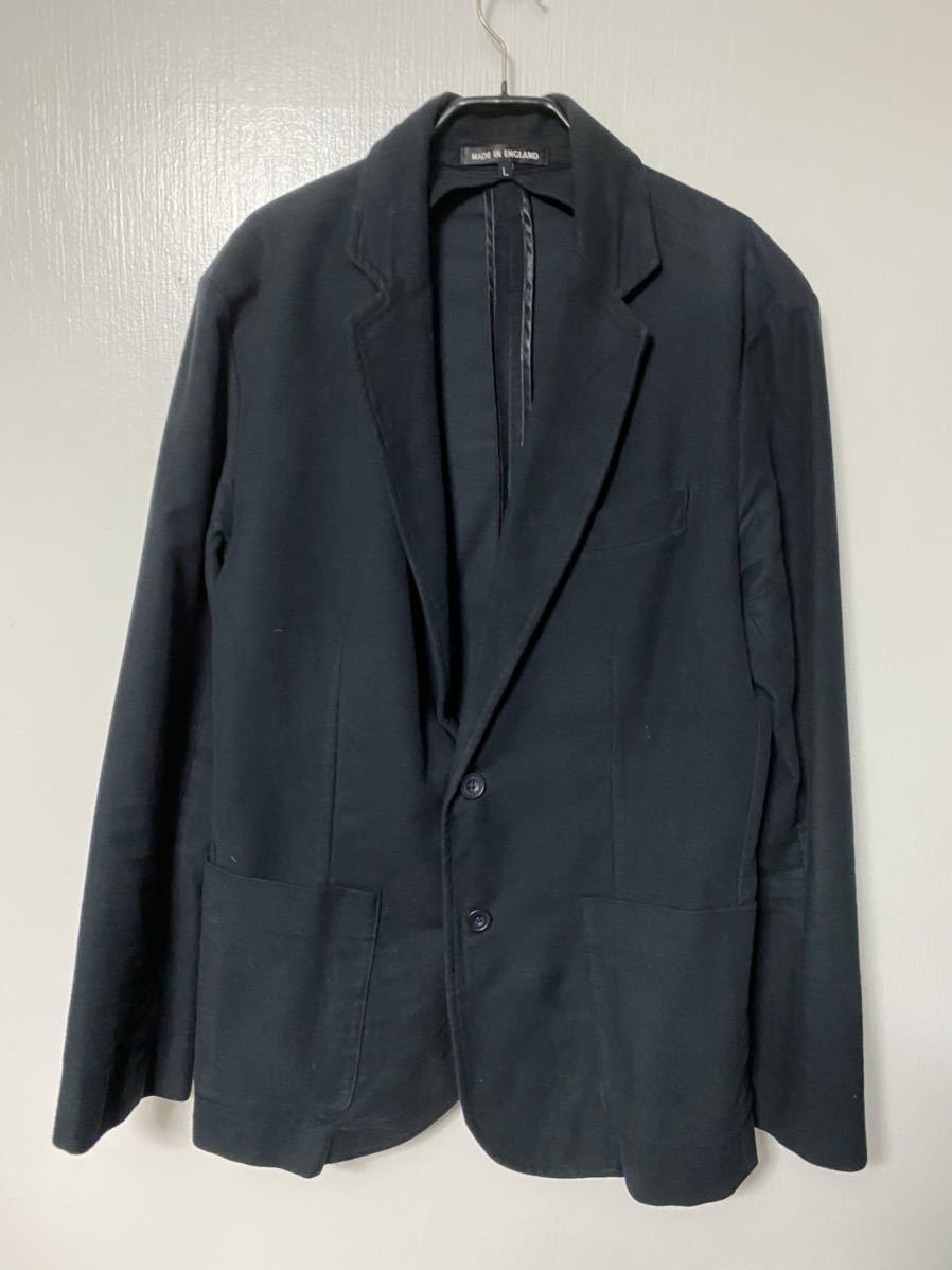 FOURTH&MAIN ジャケット モールスキン イギリス製 Lサイズ_画像1