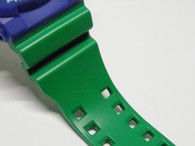 G-SHOCK 買取のGRAVITY◇GA-400-2A Hyper Colors(ハイパーカラーズ)ロータリースイッチモデル グリーンカラー CASIO/G-SHOCK_画像8