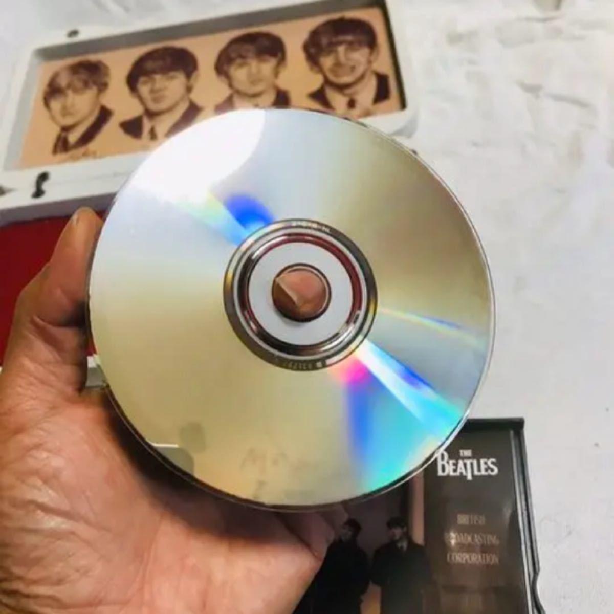The Beatles live at bbc 世界限定7000個 BOX