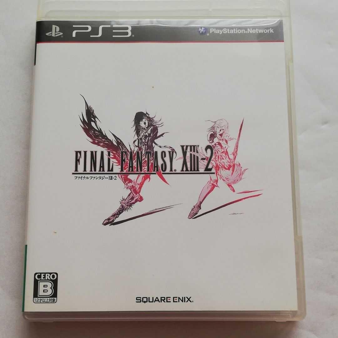 PS3 ファイナルファンタジー13-2