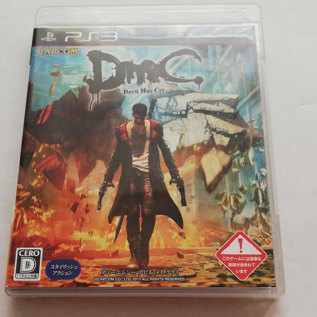 PS3 DmC デビルメイクライ
