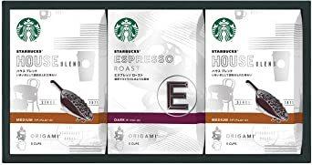 ▽★●スターバックス オリガミ パーソナルドリップコーヒーギフト SB-20S_画像1