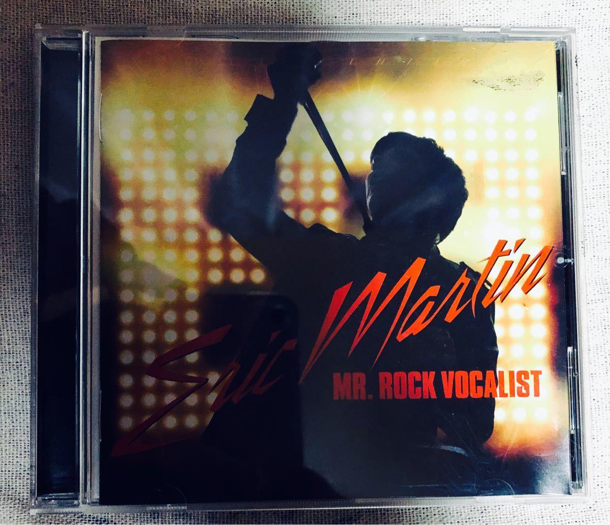 エリック・マーティン MR.ROCK VOCALIST