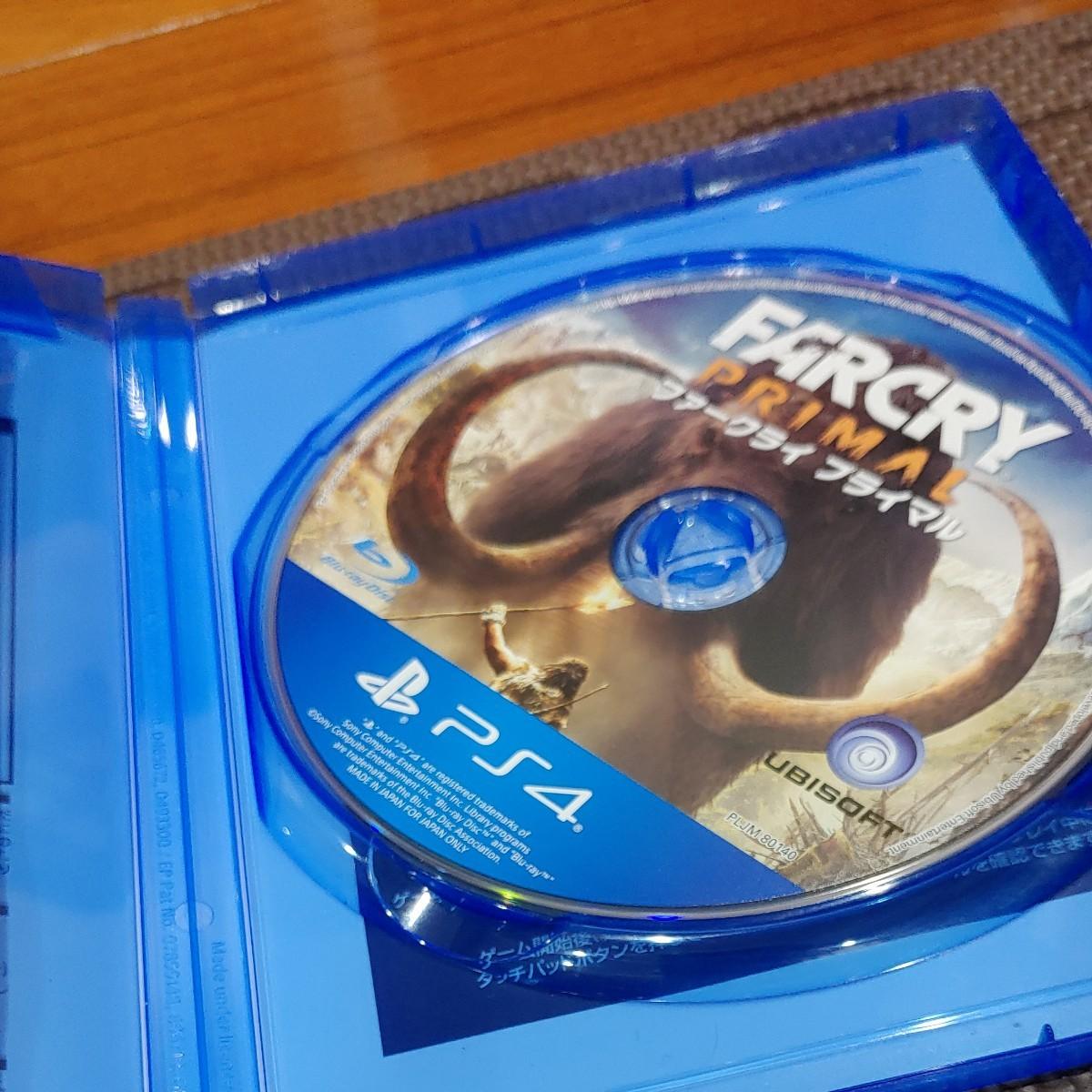 ファークライプライマル  PS4