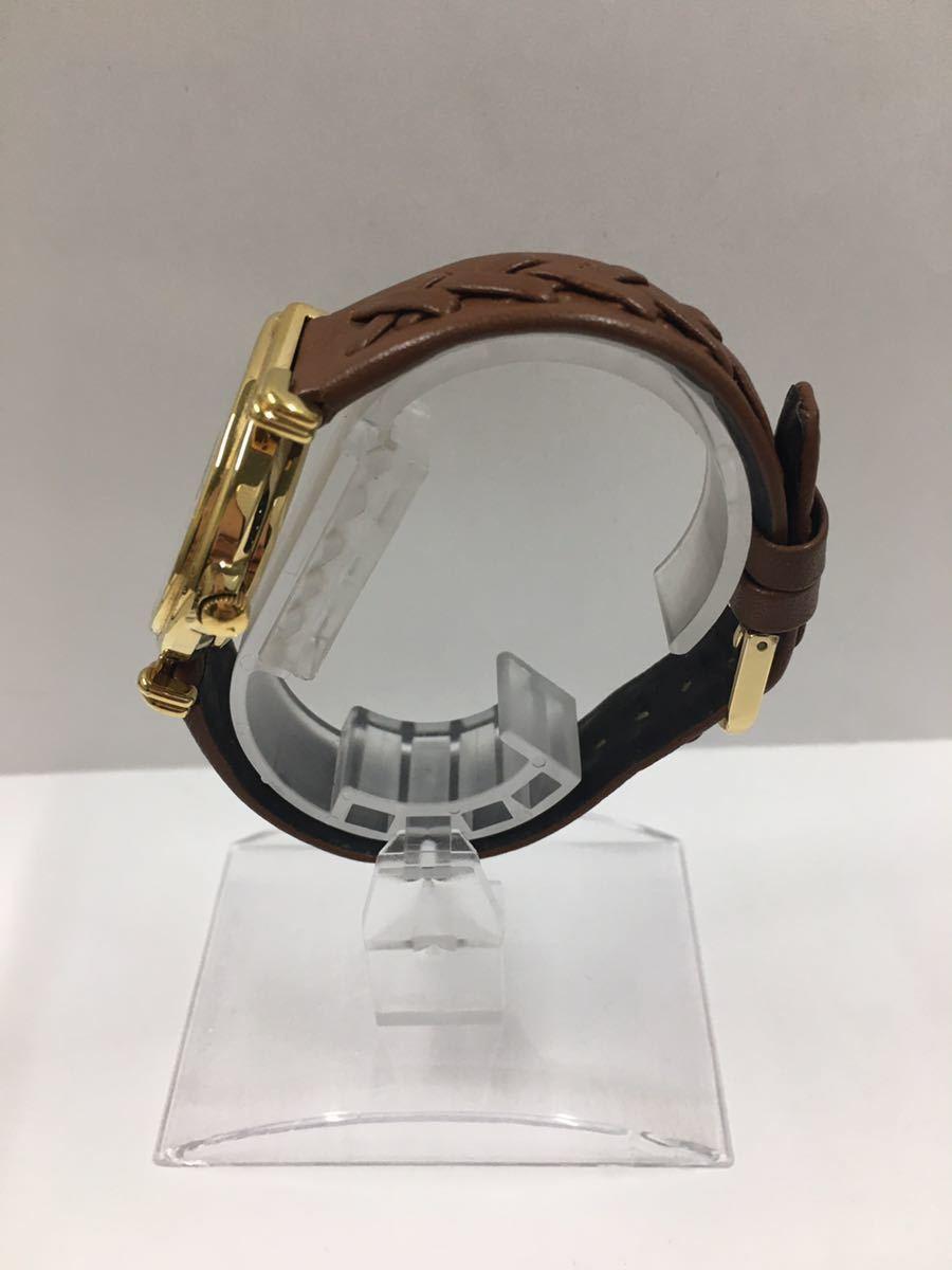 ジャンイブ セクトラ ジャンピングアワー 腕時計 クオーツ ゴールド レディース アクセサリー Jeand'Eve 時計_画像2