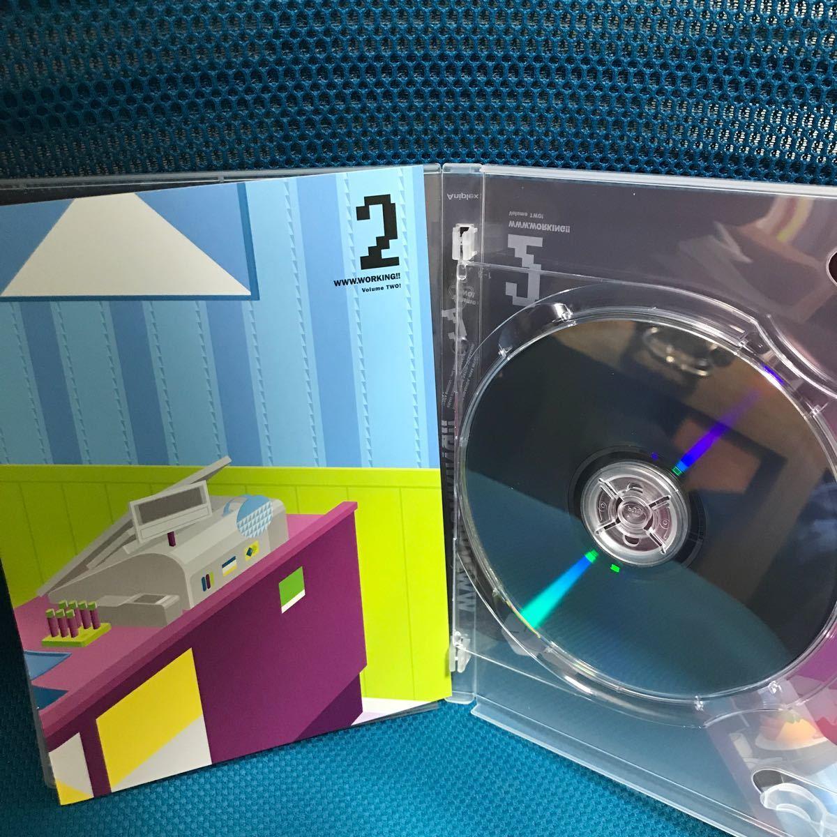 アニメ / 送料無料/ WWW.WORKING 2 完全生産限定版/BLU-RAY DISC