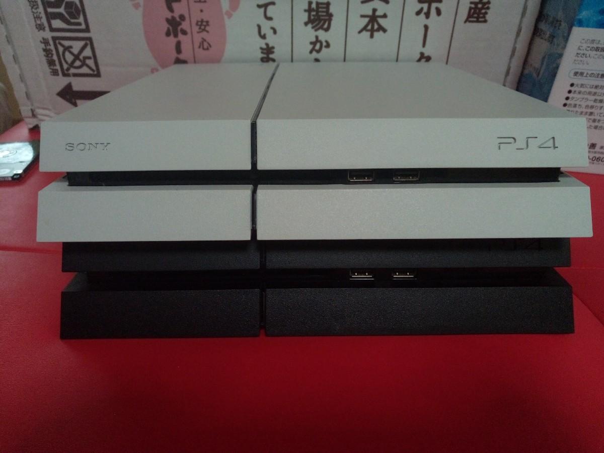 【ジャンク】 CUH-1200A x 2台 PS4 PlayStation4 本体のみ