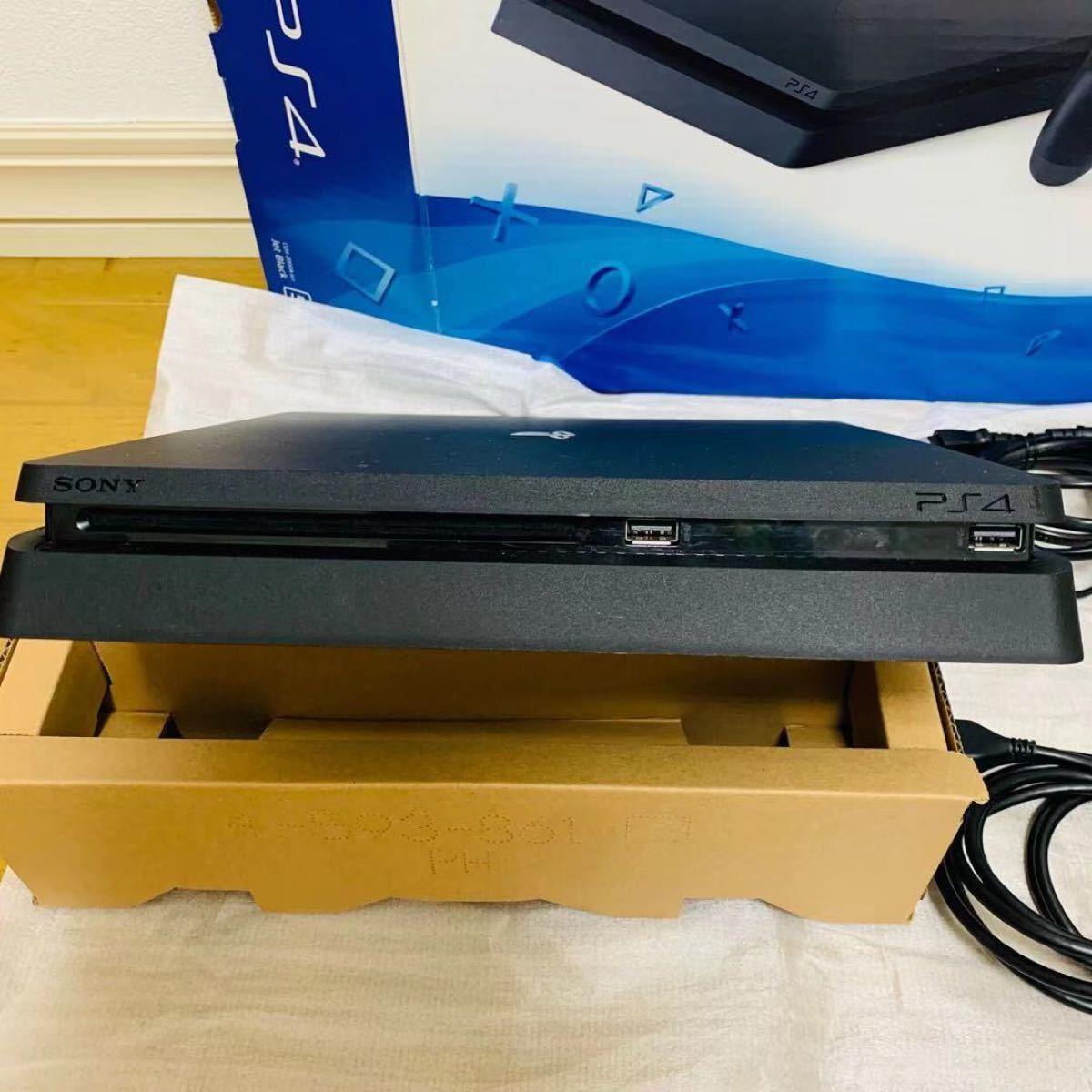 SONY PlayStation4 CUH-2000AB01 500GB プレイステーション4 PS4本体 ジェットブラック