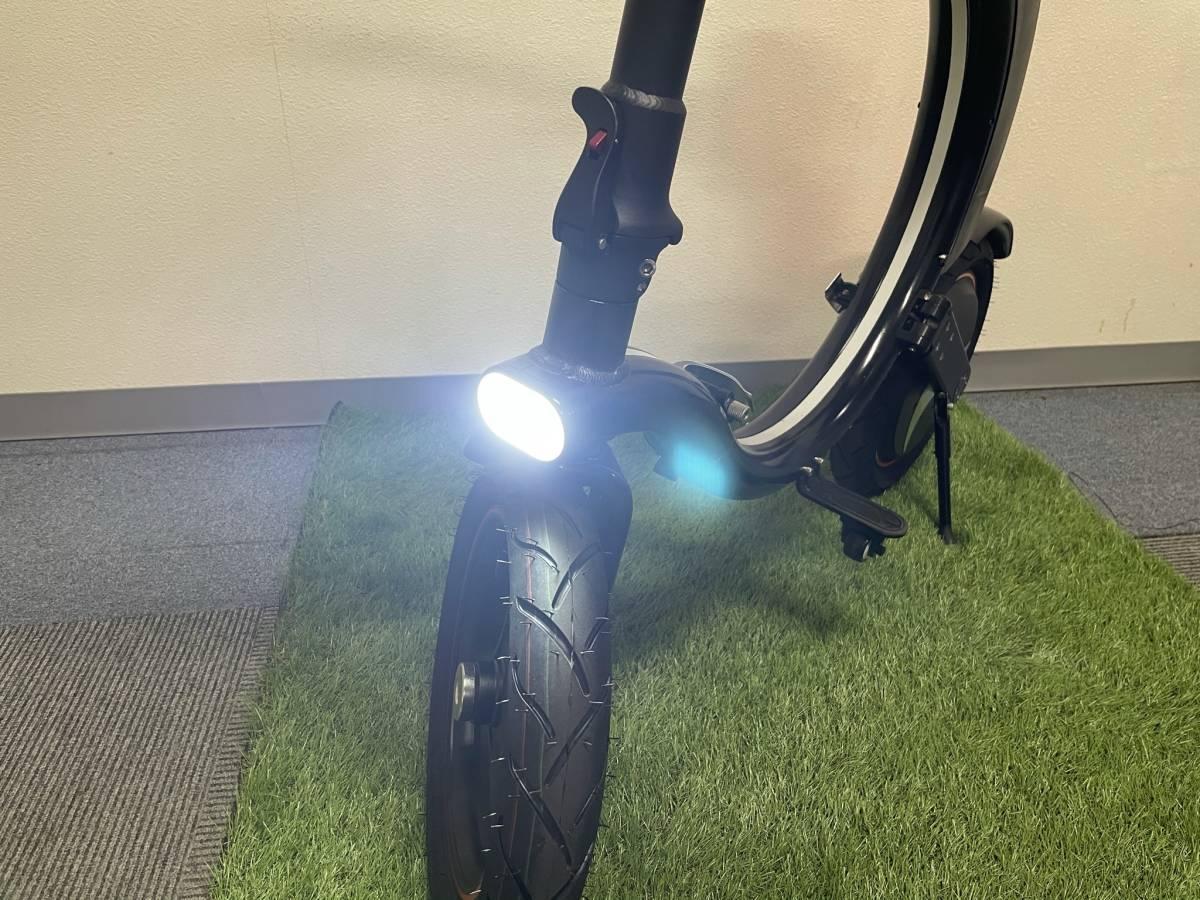 折りたたみ eスクーター 公道不可 電動スクーター_画像4