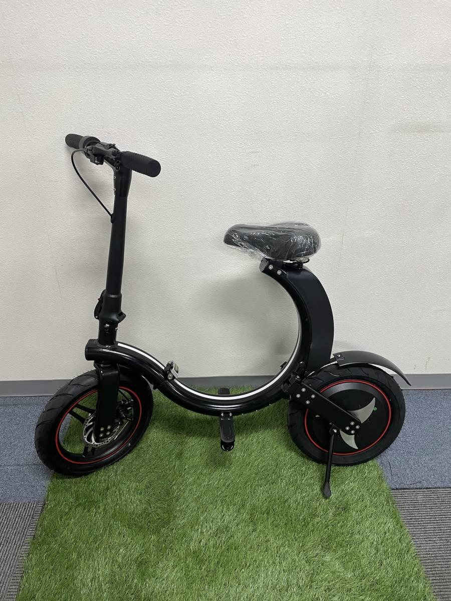 折りたたみ eスクーター 公道不可 電動スクーター_画像1