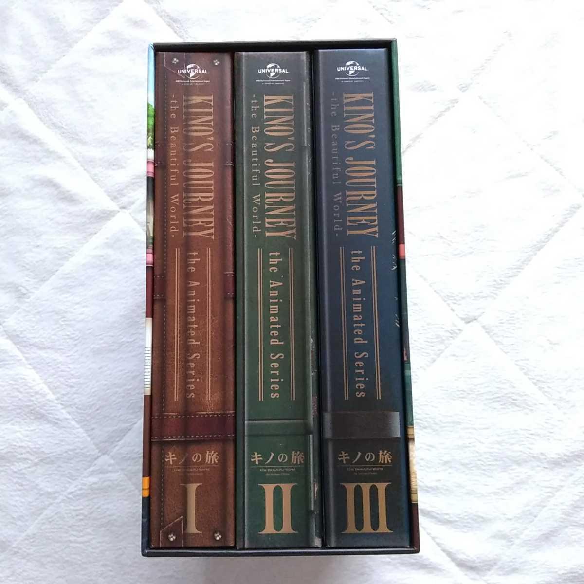 キノの旅 the Animated Series Blu-ray ブルーレイ