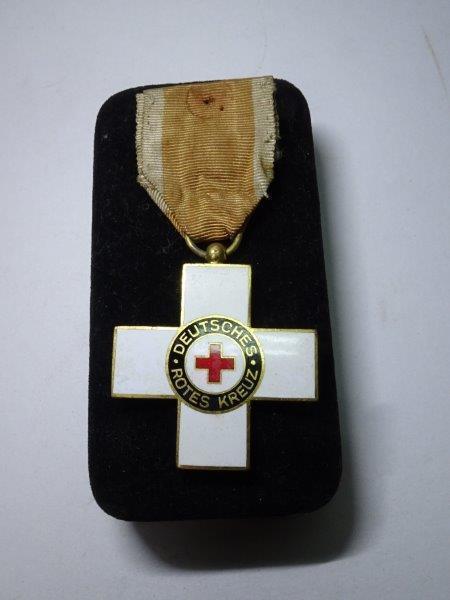 ドイツ 独 赤十字 三等勲章 レターパックプラス可 0118T3G_画像1