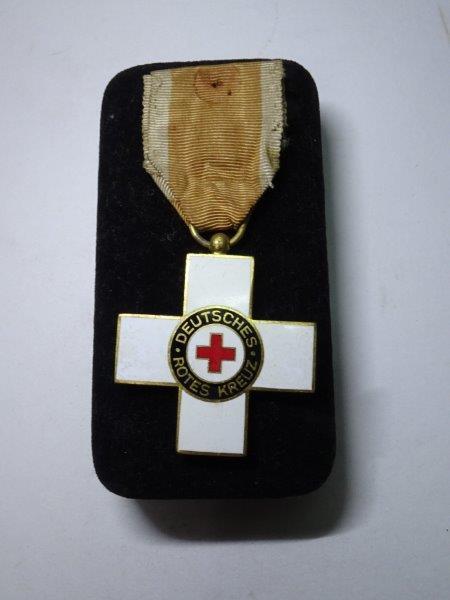 ドイツ 独 赤十字 三等勲章 レターパックプラス可 0118T3G_画像2