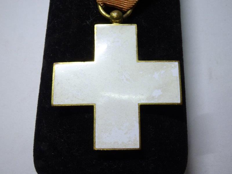 ドイツ 独 赤十字 三等勲章 レターパックプラス可 0118T3G_画像4