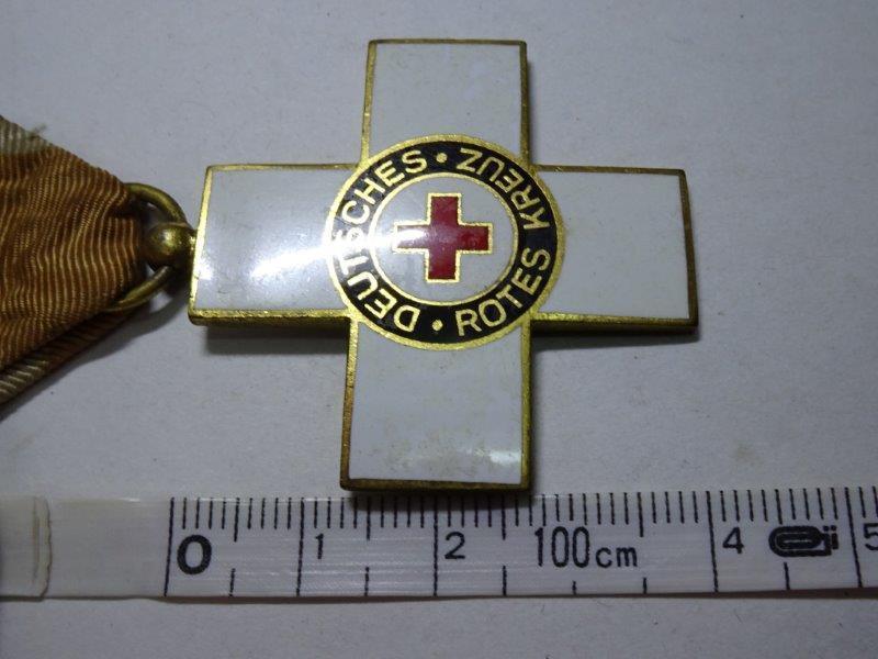 ドイツ 独 赤十字 三等勲章 レターパックプラス可 0118T3G_画像6