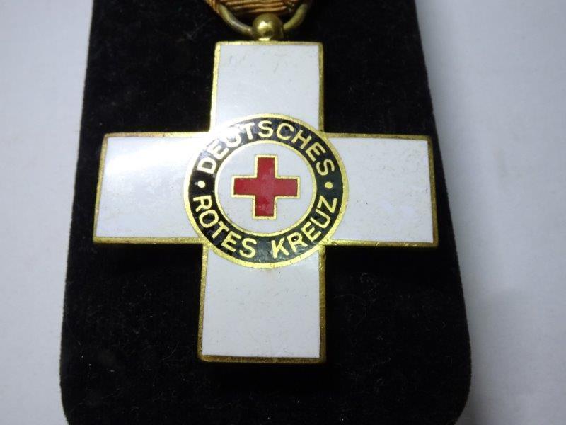 ドイツ 独 赤十字 三等勲章 レターパックプラス可 0118T3G_画像3