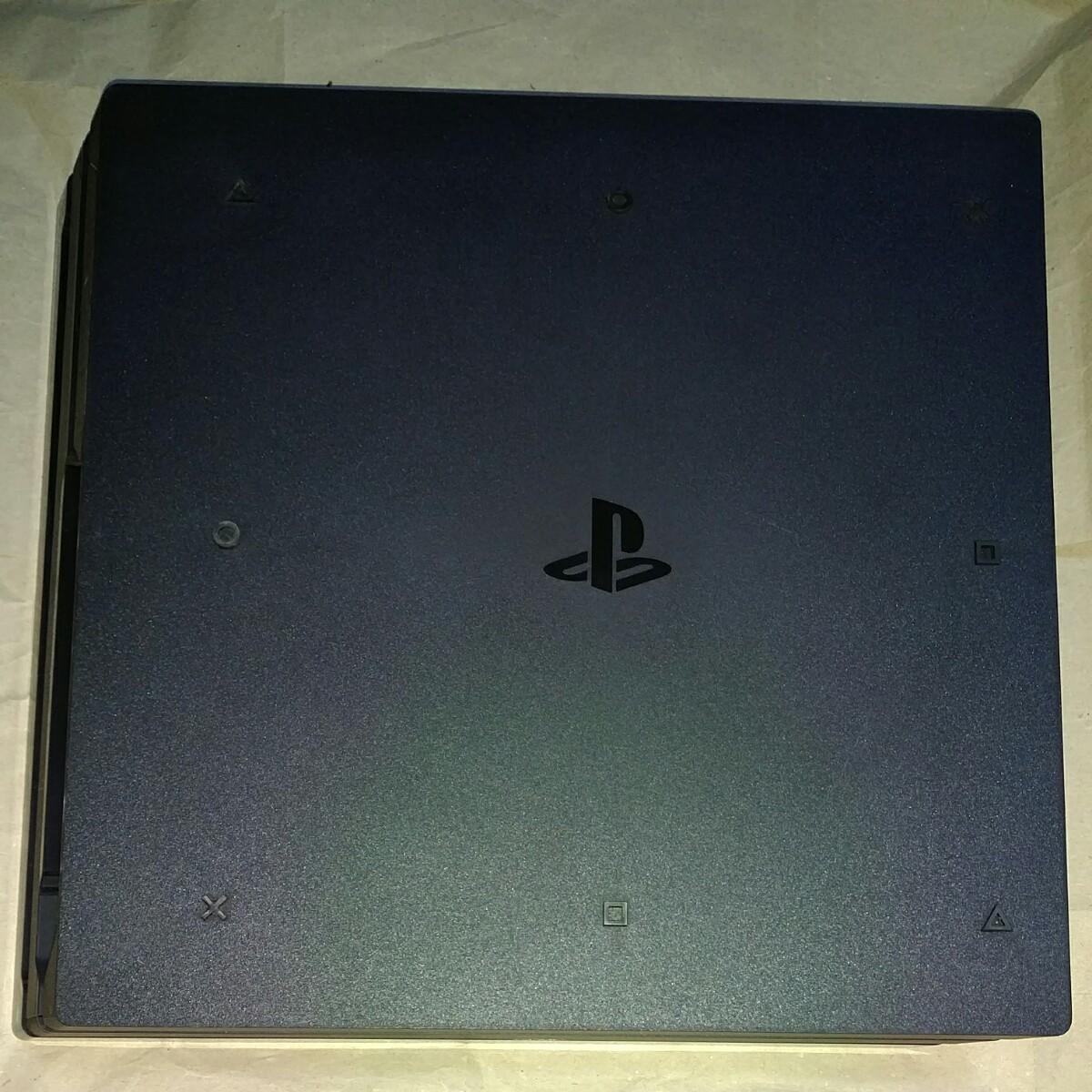 PS4 pro 7.02以下 7.00 動作確認済み リオレウスエディション CUHJ-10020 本体CUH-7100B
