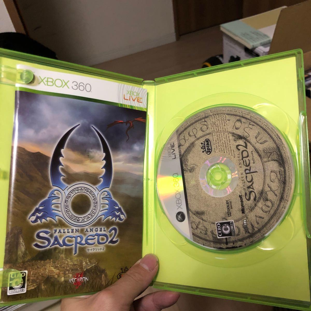 【Xbox360】 セイクリッド2