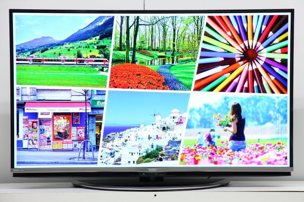 50インチ液晶4Kテレビ SHARP LC-50US5(2018年製造)HDR/倍速駆動/WIFI/ ■シャープ AQUOS★Joshin8068-直接引取可●1円最落なし