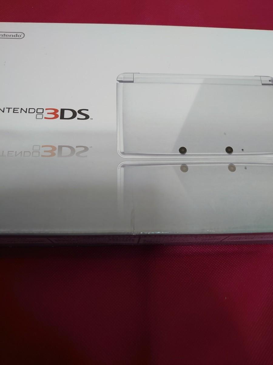 ニンテンドー3DS本体 任天堂 ホワイト