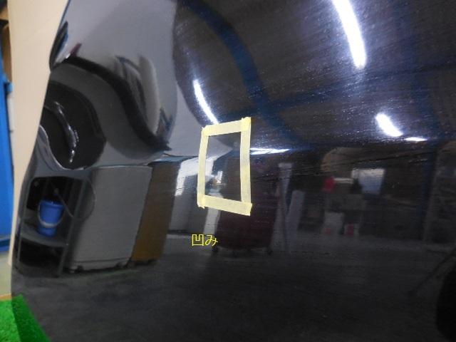 即決 ヴェルファイア ANH20W ANH25W GGH20W GGH25W ATH20W 左フェンダー ミラー穴有り 2.4Z 3.5Z ZR 508316_画像3