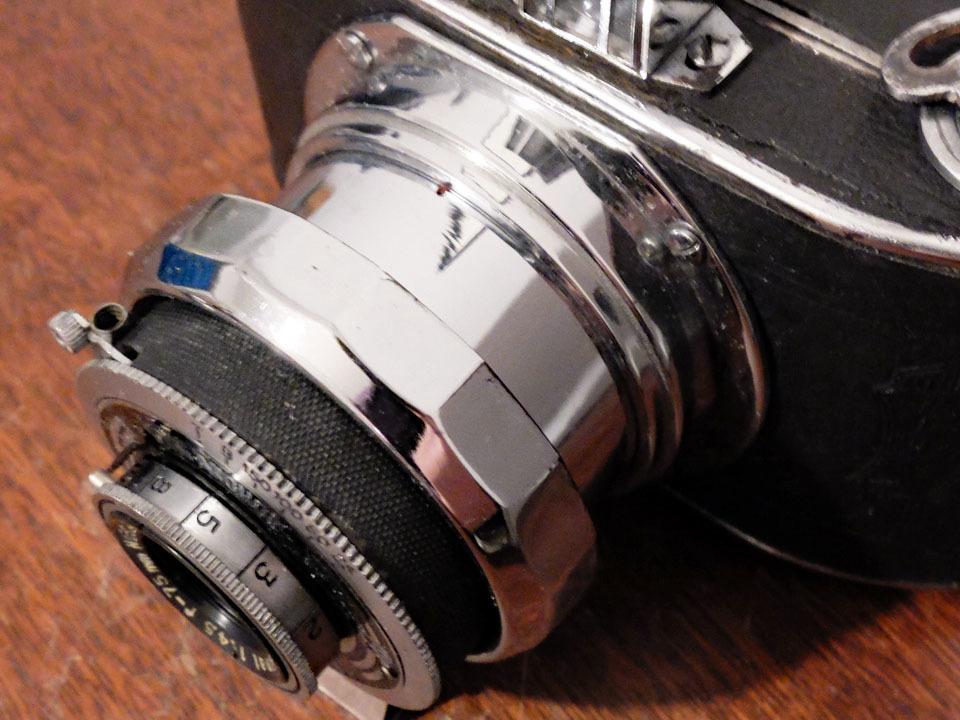 【中古/稀少/ジャンク】オプトクローム社 ツバサクローム 新型:Optochrom Tsubasa Chrom New_画像7