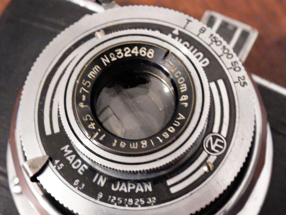 【中古/稀少/ジャンク】オプトクローム社 ツバサクローム 新型:Optochrom Tsubasa Chrom New_画像6