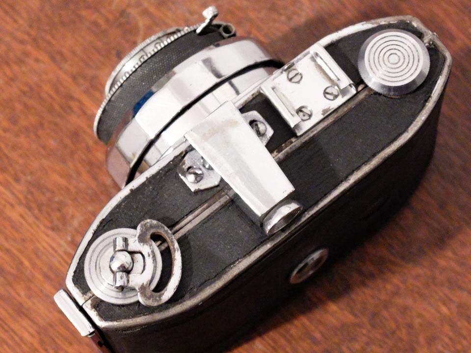 【中古/稀少/ジャンク】オプトクローム社 ツバサクローム 新型:Optochrom Tsubasa Chrom New_画像3
