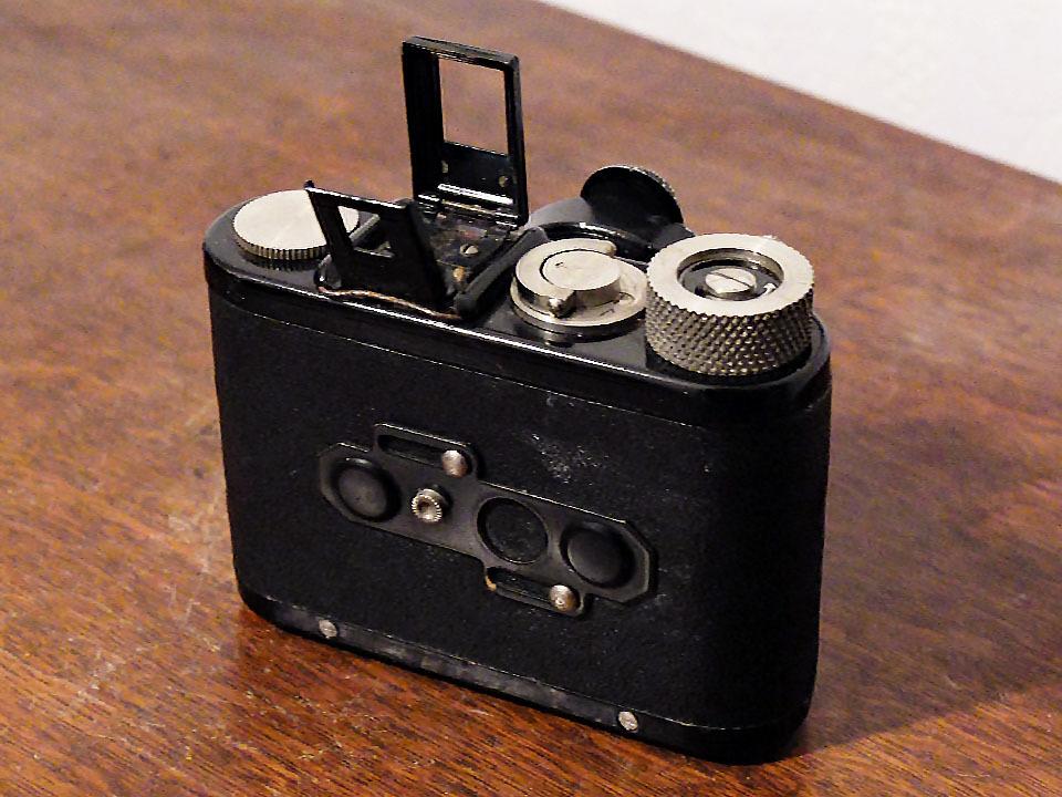 【中古/稀少/ジャンク】山本写真機工作所 錦華ラッキー〈f4.5〉:Yamamoto Shasinki Kosakusho Kinka Lucky〈f4.5〉 _画像2