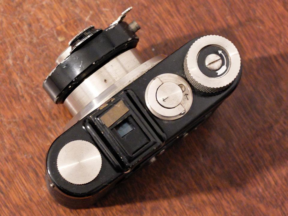 【中古/稀少/ジャンク】山本写真機工作所 錦華ラッキー〈f4.5〉:Yamamoto Shasinki Kosakusho Kinka Lucky〈f4.5〉 _画像3