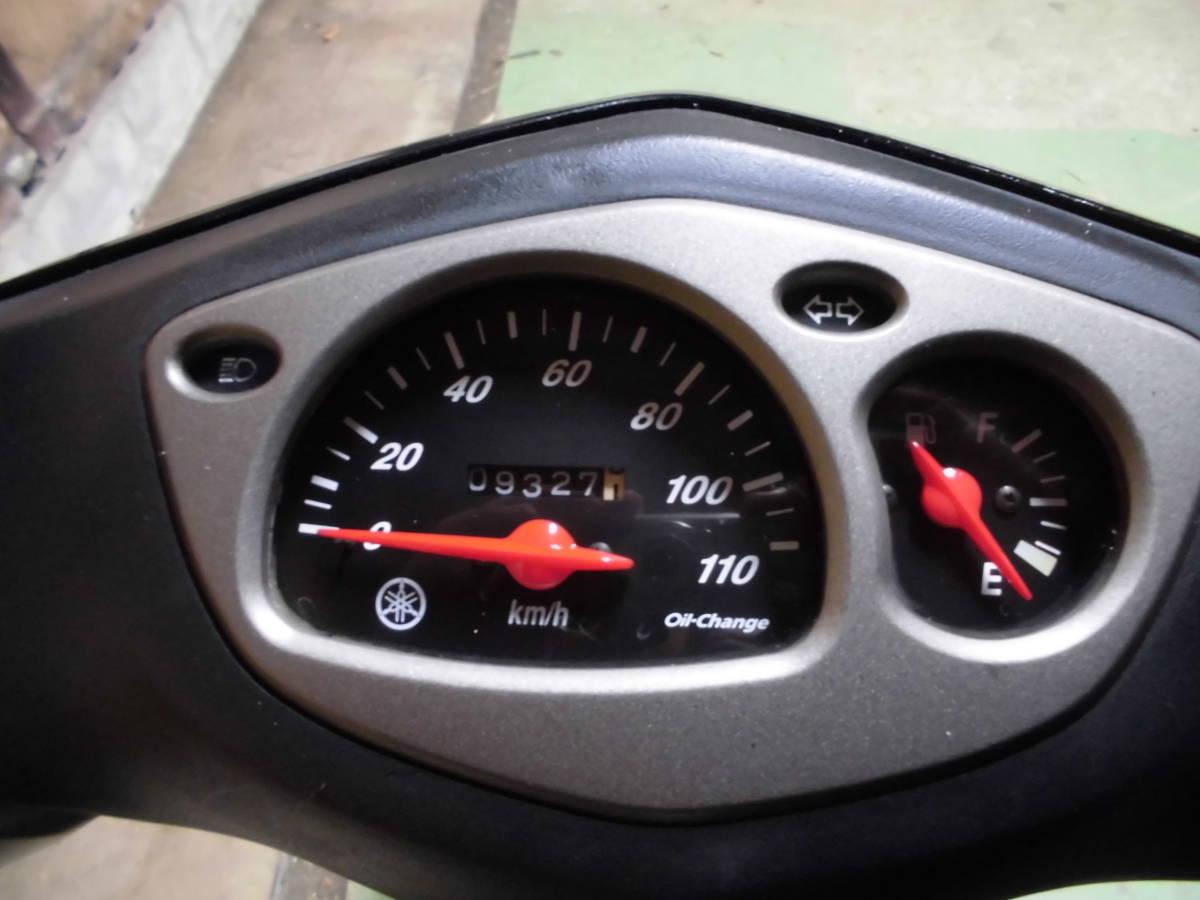 ヤマハ シグナス125X SE12J型モデル 走行9千K台 千葉市~格安発送あり。_画像7