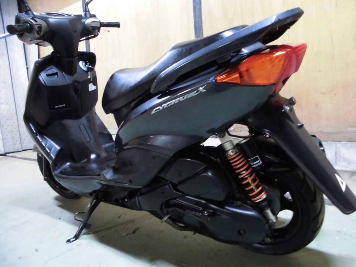 ヤマハ シグナス125X SE12J型モデル 走行9千K台 千葉市~格安発送あり。_画像3