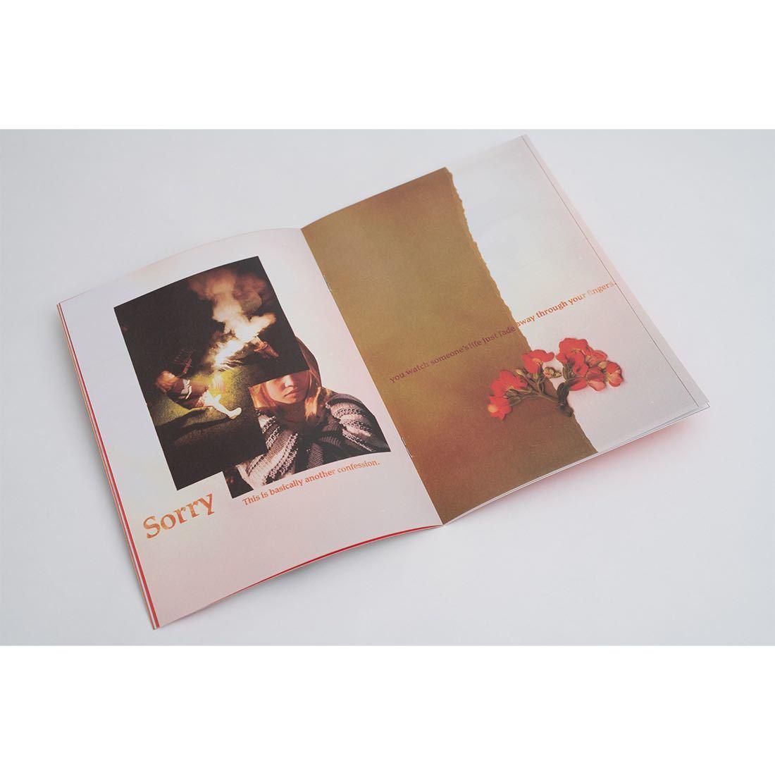 UK限定Zine盤+CD Beabadoobee『Fake It Flowers』◯UK輸入盤 ◯ ビーバドゥービー ◯CD アルバム The 1975 Rina Sawayama